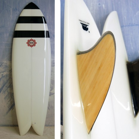 Home » Boards » Fast   loose » Twins » 6 0 Bing Twin Fin with resin  jailbird nose stripes f2c0886d5