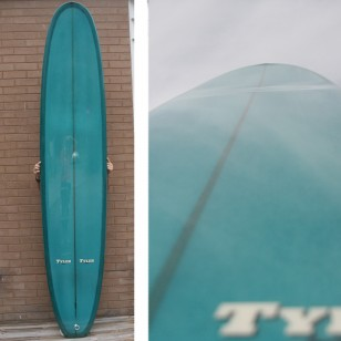 9'6 Tyler Double Step Deck